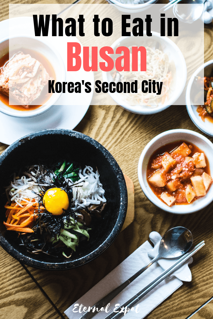 all of the best food to eat in busan, the best restaurants and markets in Busan Korea.