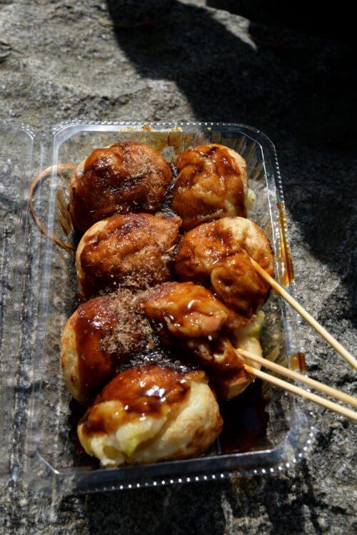the best food in japan