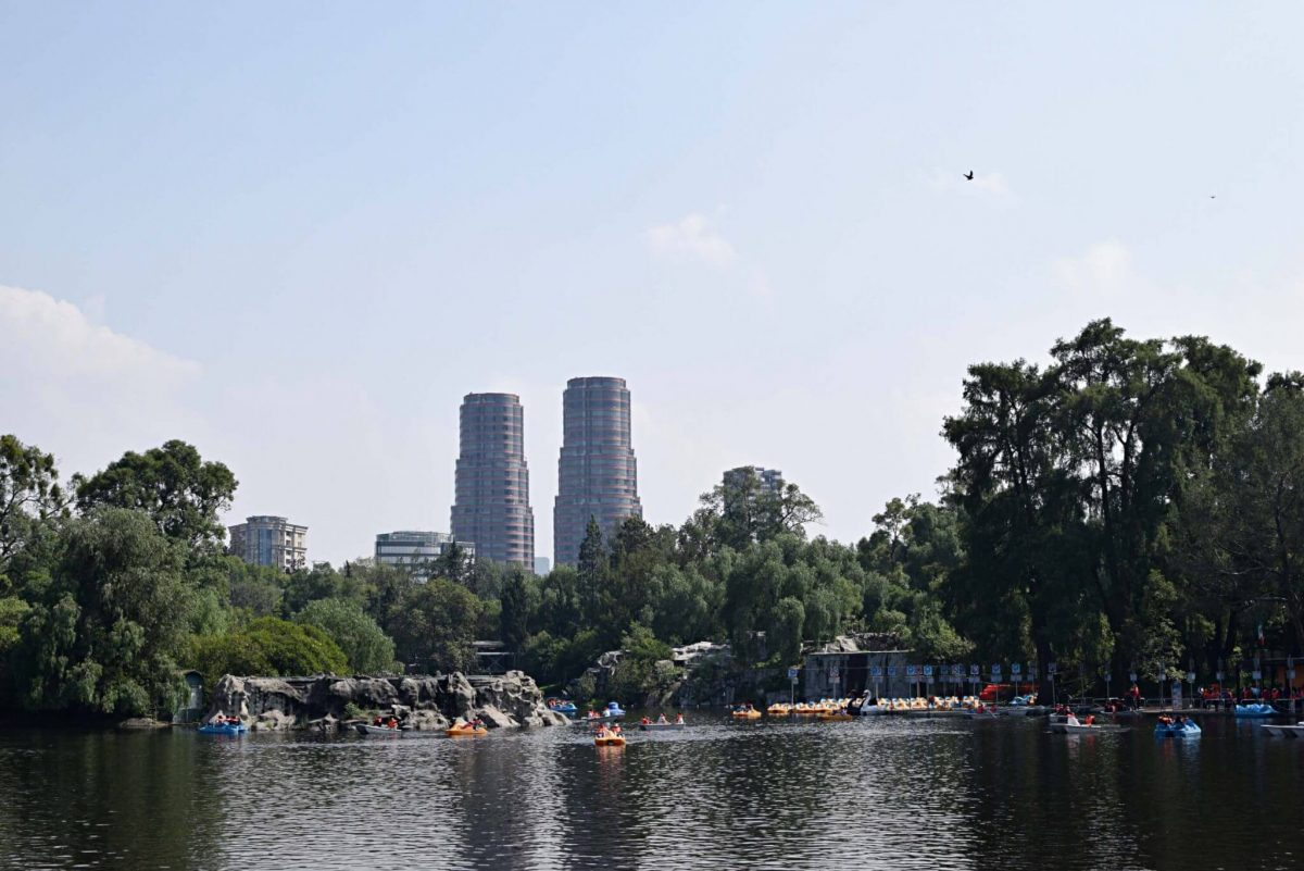 Exploring Chapultepec park in Mexico City 5cb2fdb9ebe