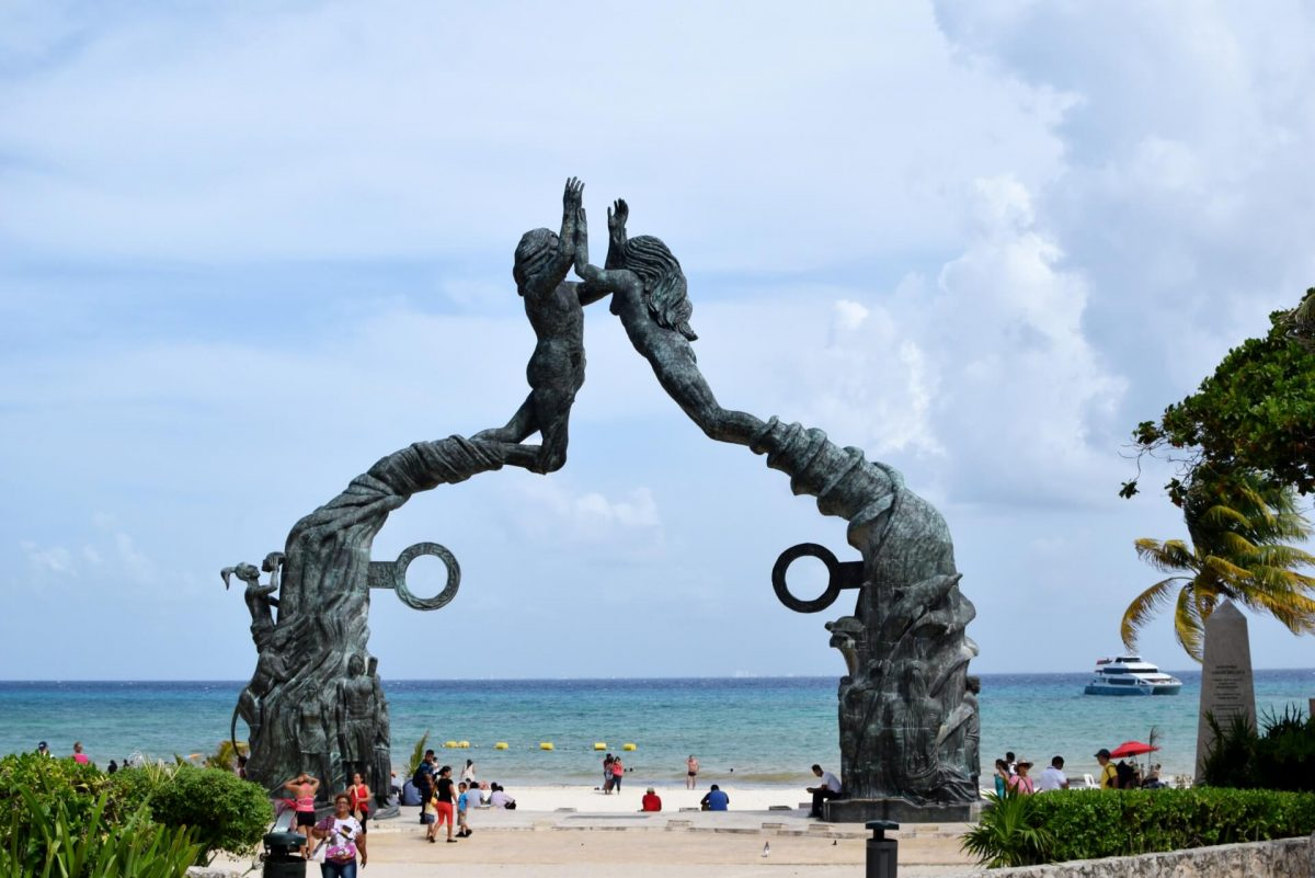 visiting playa del carmen