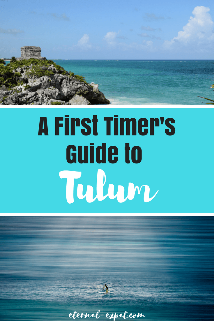 A first timer's guide to Tulum. Where to stay in Tulum, how to get around Tulum, the best restaurants and bars in Tulum and what to see in Tulum!