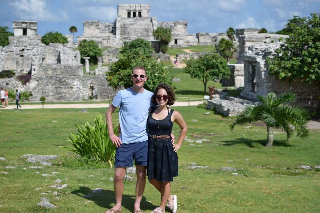 ruins in tulum
