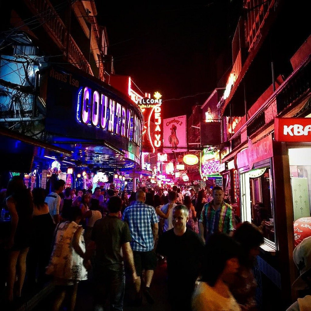 bangkok night market