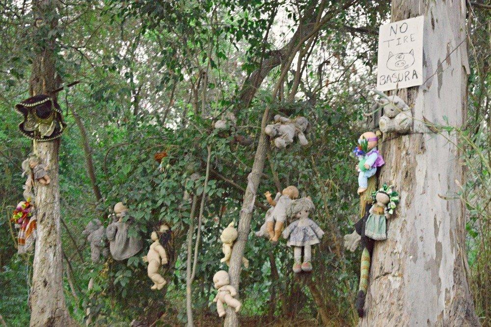 isla de las munecas xochimilco