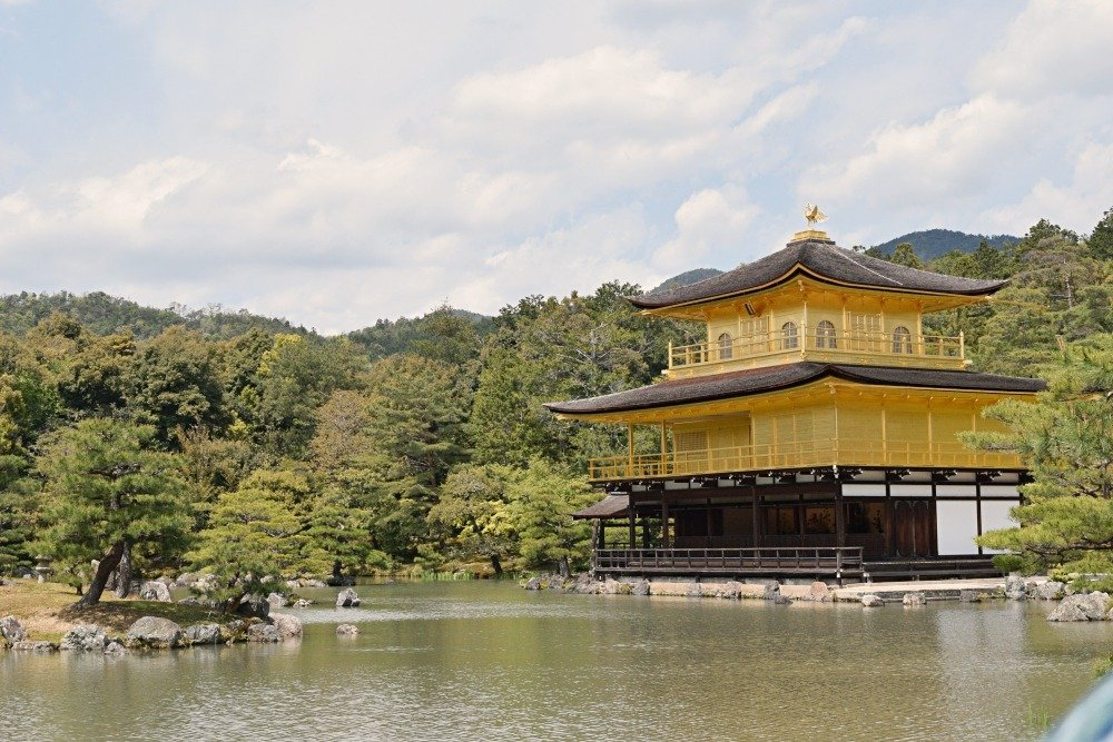 two week itinerary for Japan