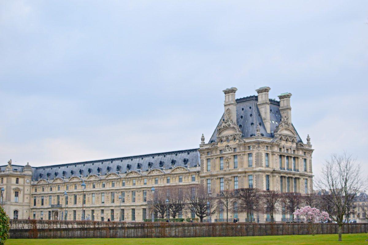 photos of paris in Spring