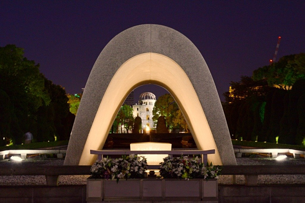 photos of Hiroshima