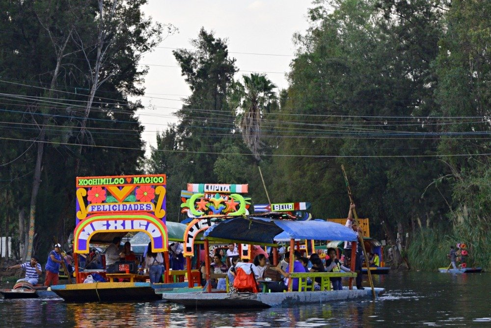 what to do in Xochimilco