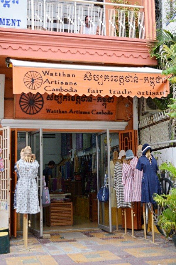 responsible tourism in Cambodia