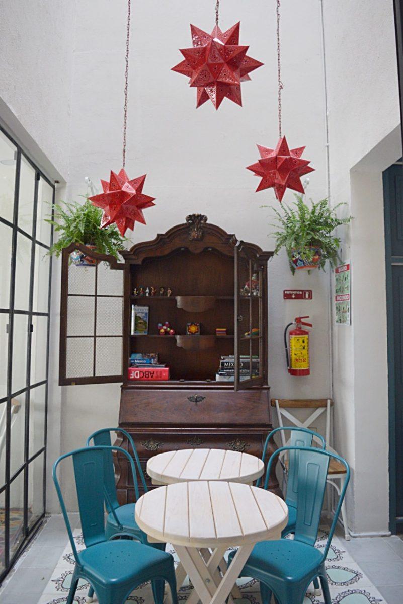 la palomilla mexico city dining room