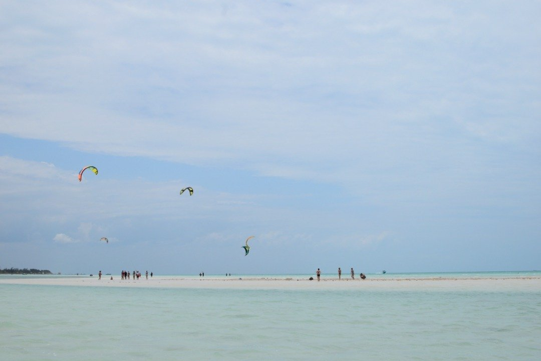 beaches at isla holbox mexico