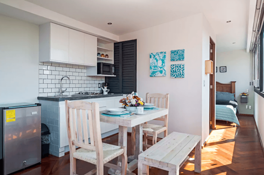 the best airbnb in mexico city