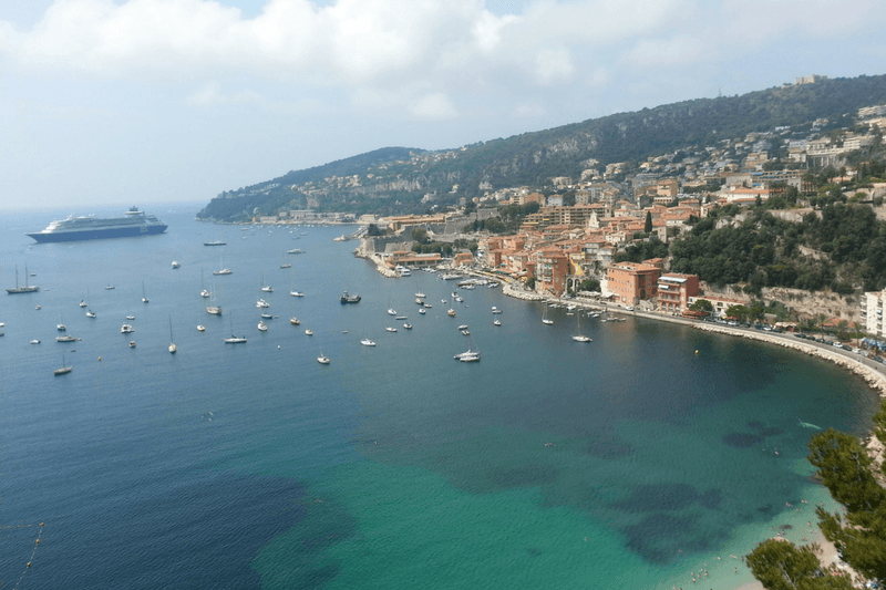 studying in the french riviera