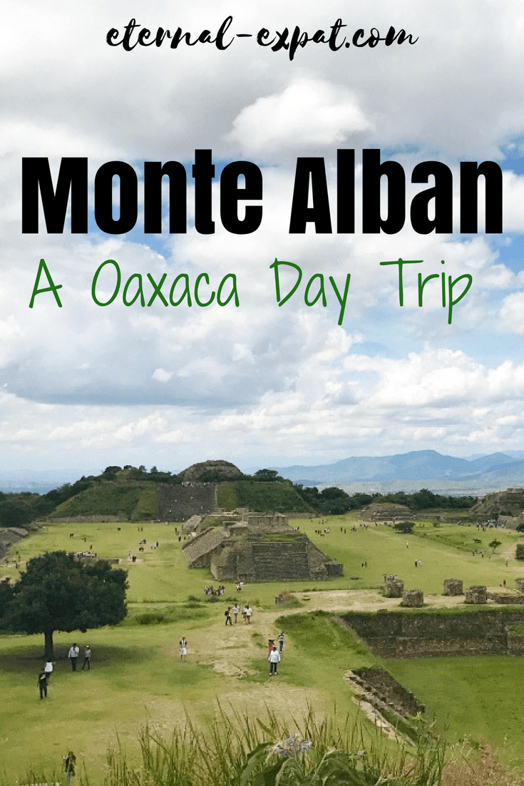 What to do in Oaxaca - Monte Alban is a day trip from downtown Oaxaca