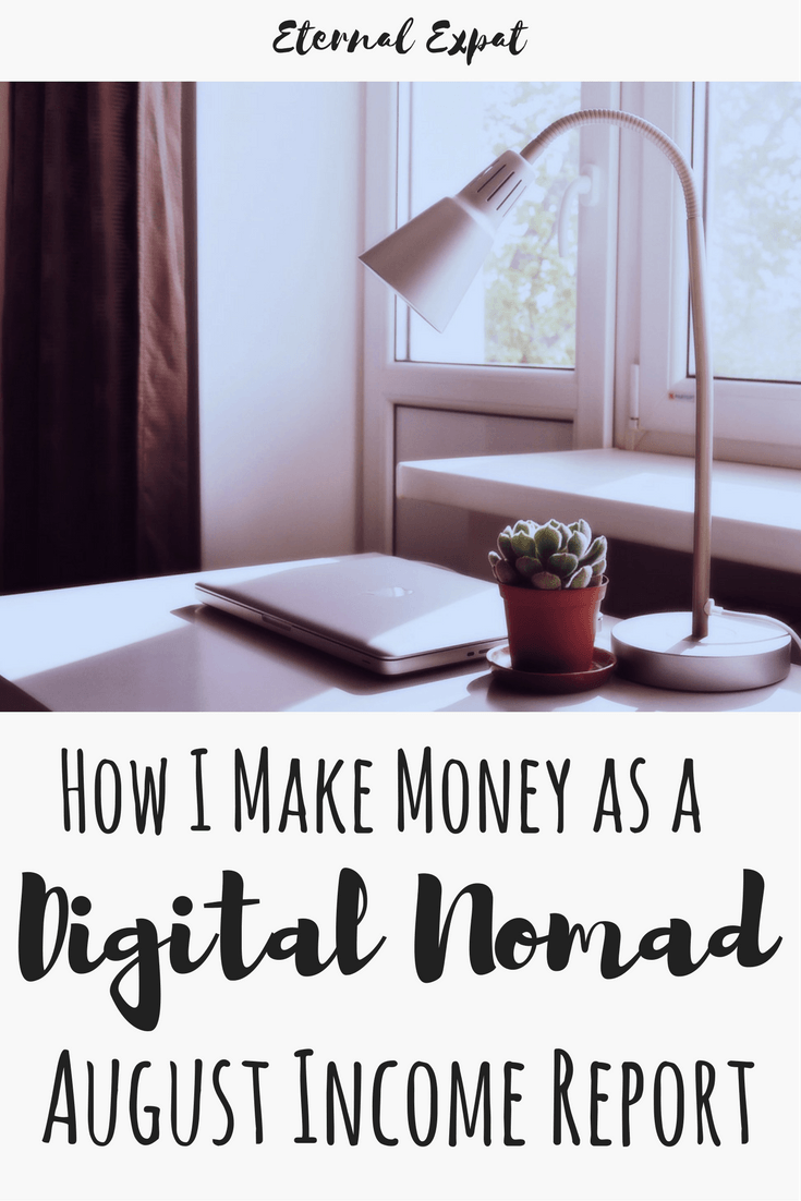 how i make money as a digital nomad