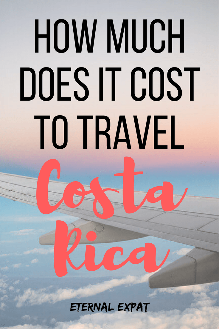 cost to travel costa rica