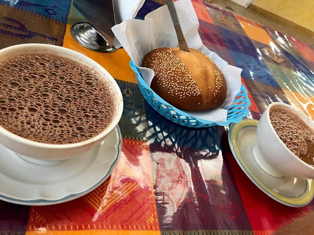 chocolate in oaxaca