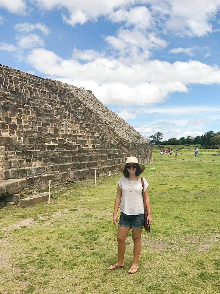 what to wear to monte alban oaxaca