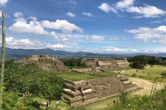 Monte Alban Oaxaca day trip