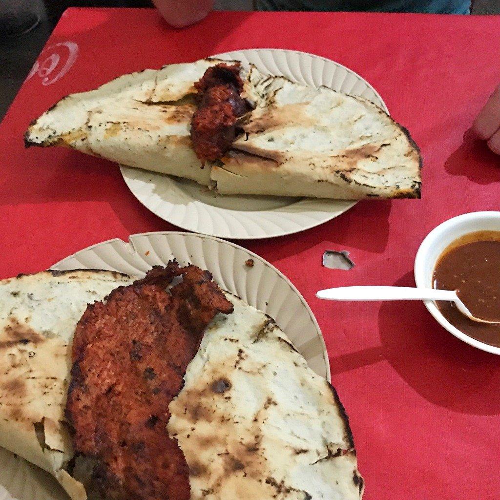 Food in oaxaca