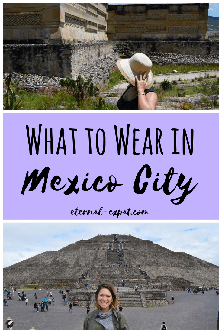 what to pack for mexico city