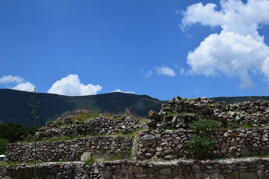 what to do in oaxaca - visit mitla