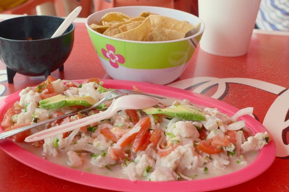 what to eat in holbox