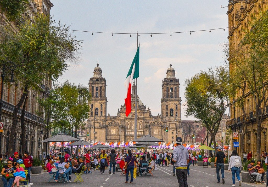 frequently asked questions about Mexico City