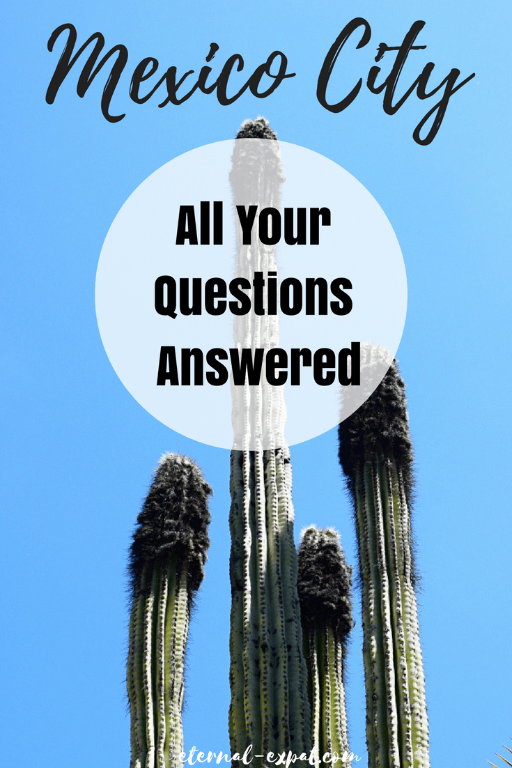 frequently asked questions mexico city