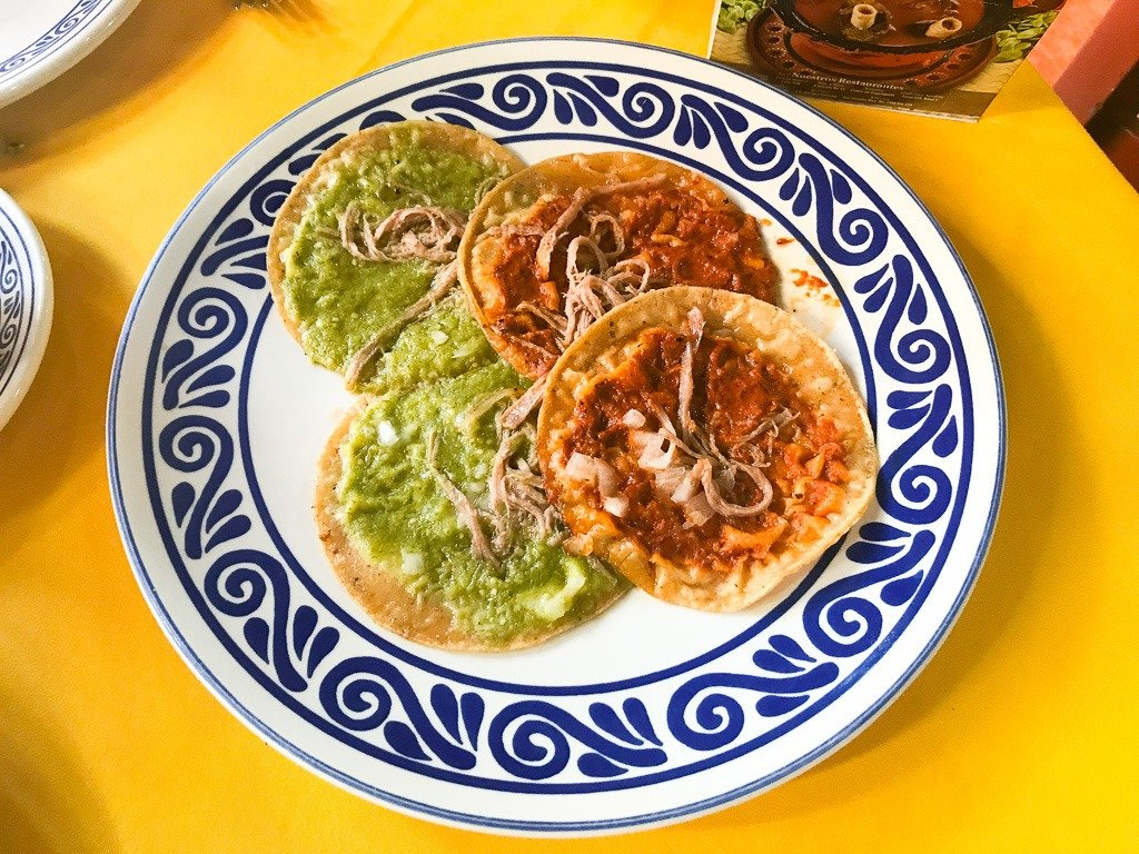 what to eat in puebla