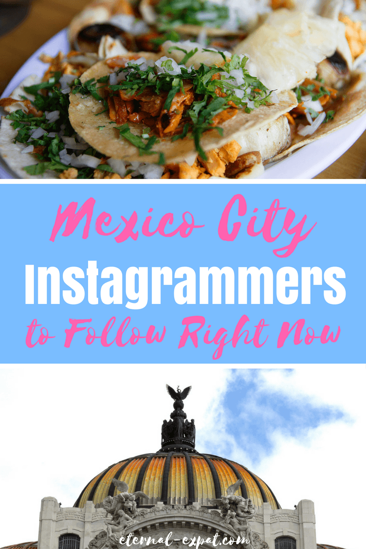 10 Mexico City Instagrammers you should be following right now. These Mexico City photo experts share their tips on where to eat, sites to see, and the best of Mexico City for your trip to this amazing city!