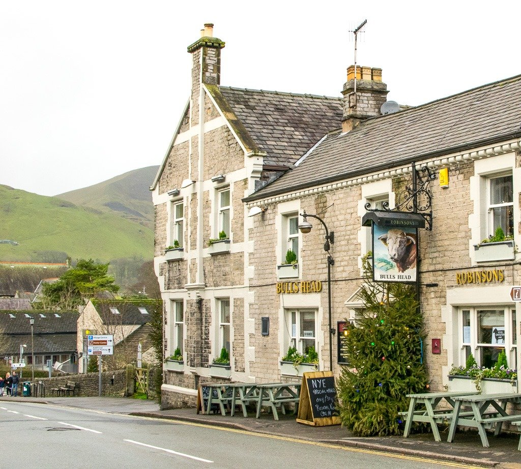 towns in the peak district