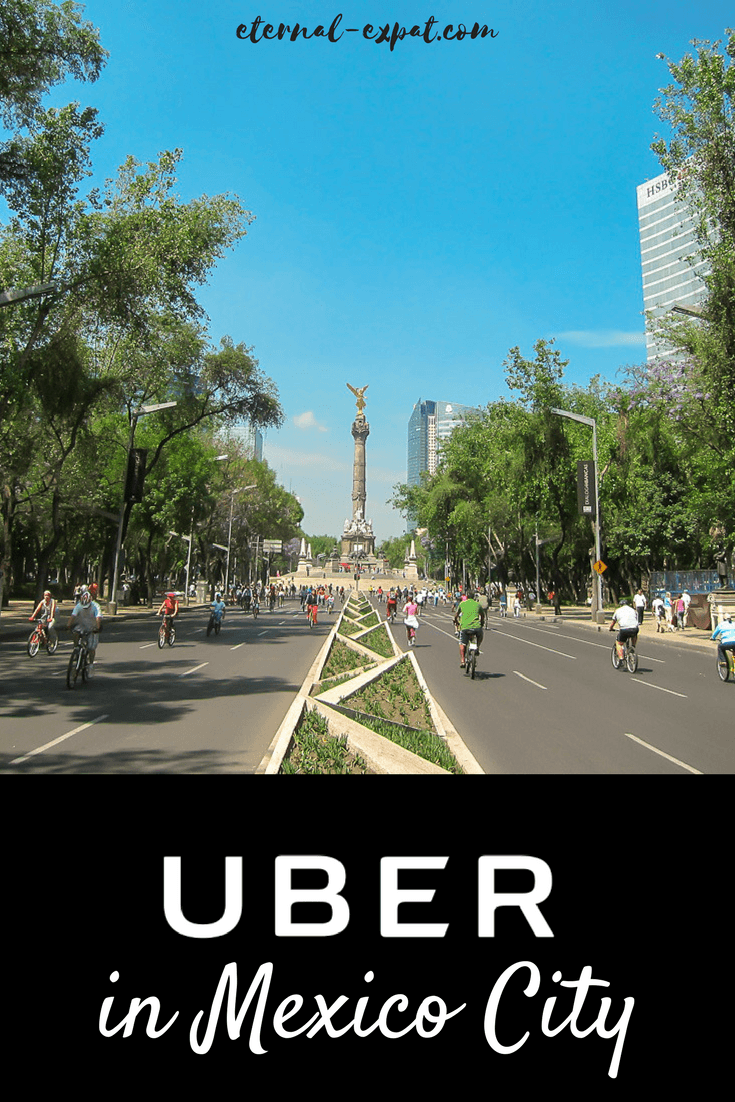 Everything You Need to Know About Uber in Mexico City - how to get around Mexico City quickly, cheaply, and safely.
