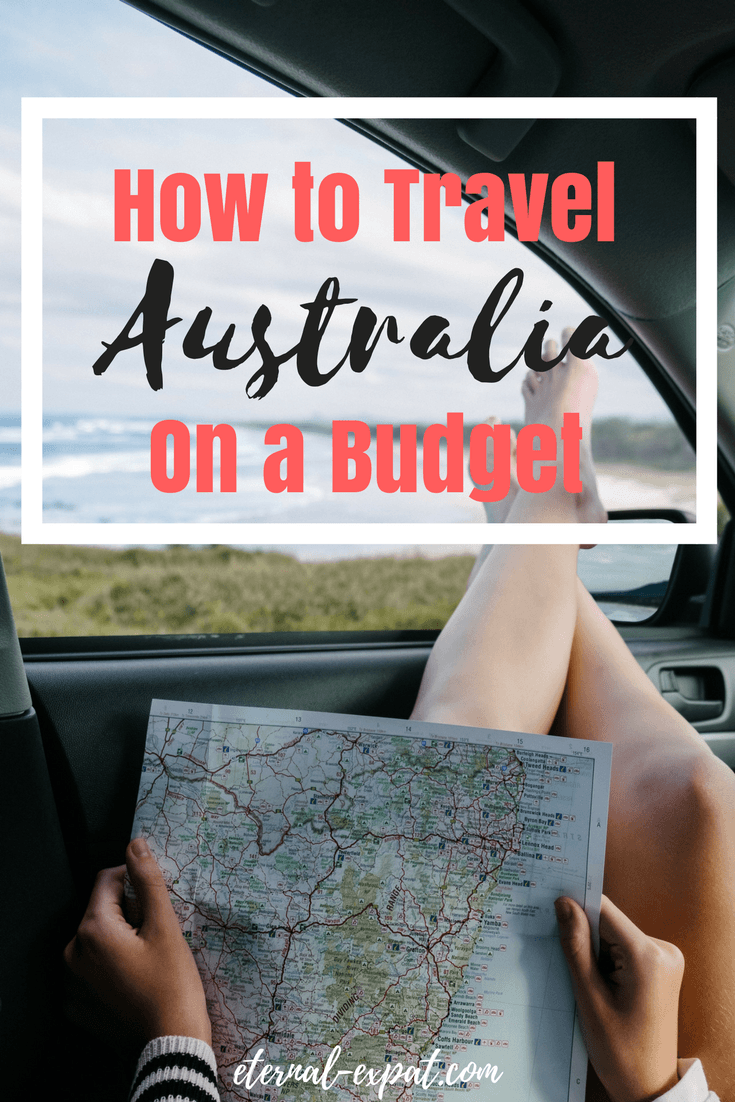 Trying to travel Australia on a budget? Check out these tips for saving money when you travel or backpack Australia!