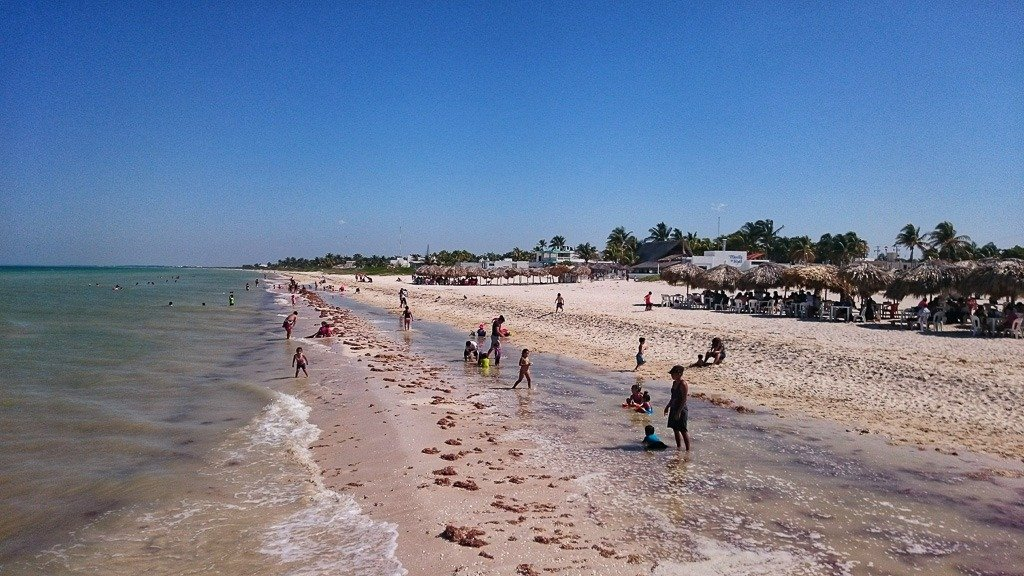 Best Beaches in Mexico - sisal