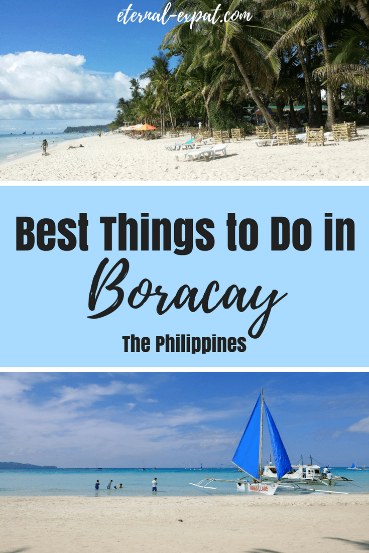 The best things to do in Boracay - for such a small island, Boracay has tons and tons of activities to keep you busy!