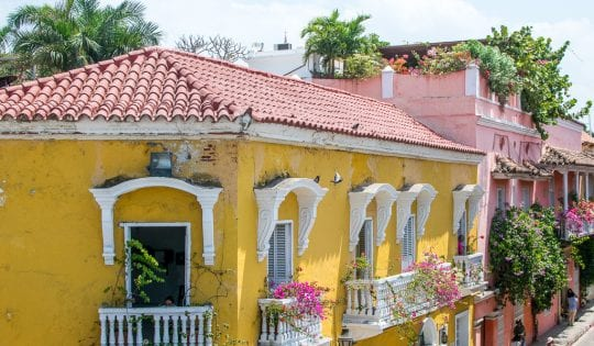 One Week in Colombia: A Relaxing Trip Along Colombia's Caribbean Coast