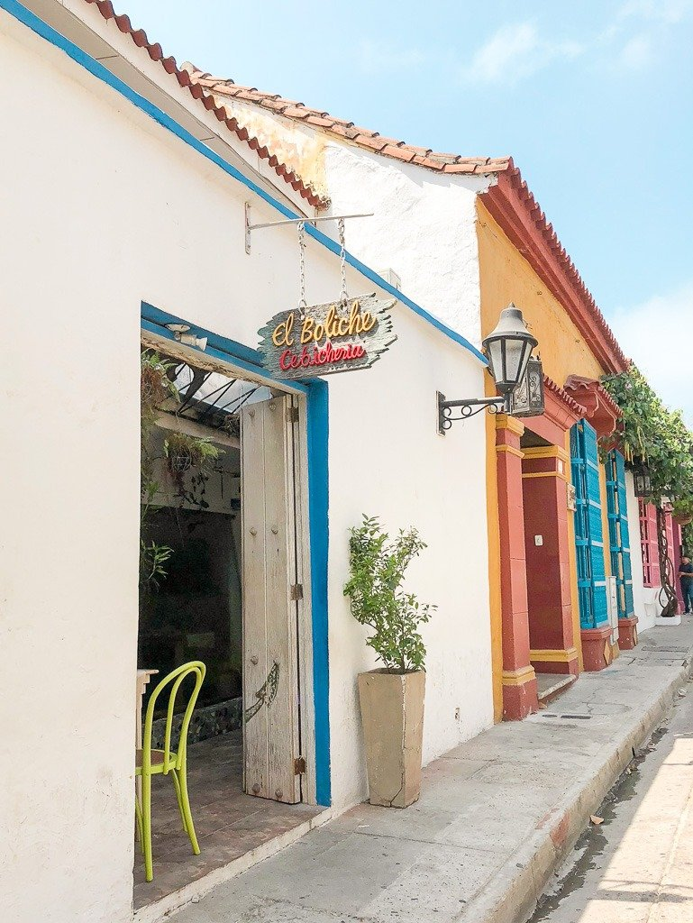 where to eat in cartagena colombia