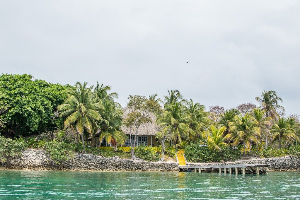 Where to stay in Isla Grande