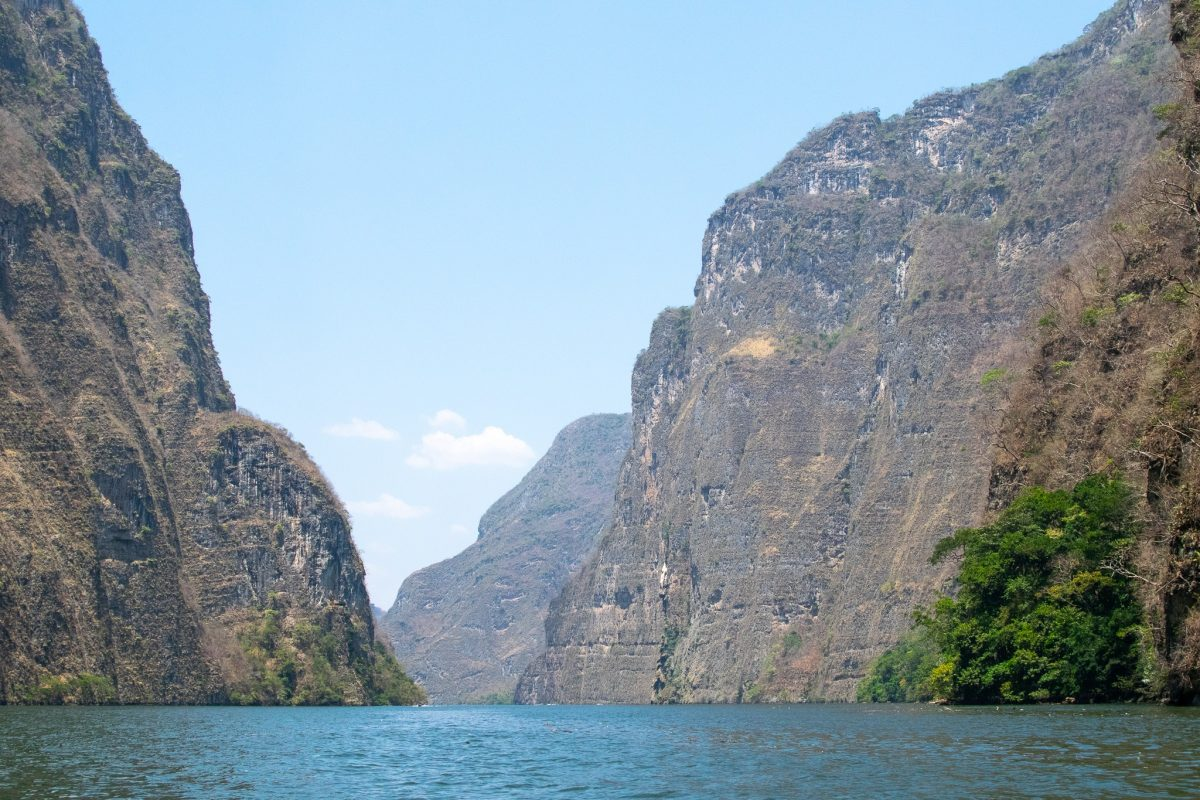 How to see Sumidero Canyon Chiapas Mexico