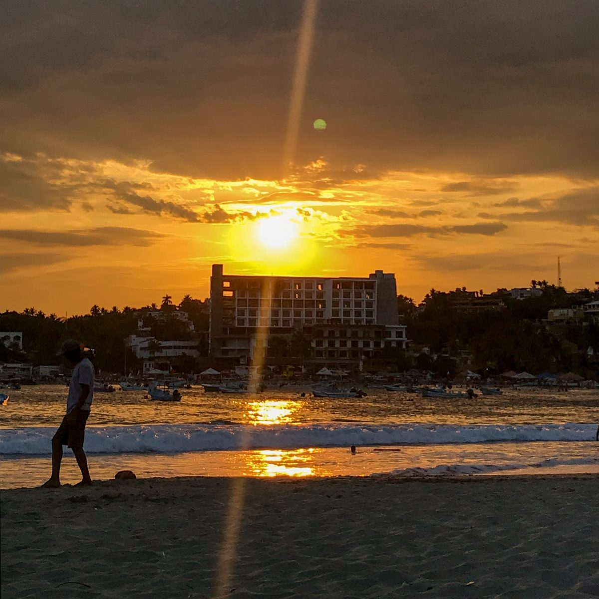 what to do in puerto escondido