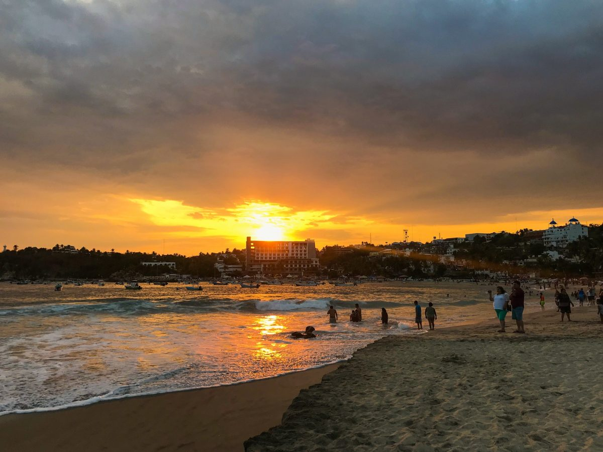 best beaches in puerto escondido