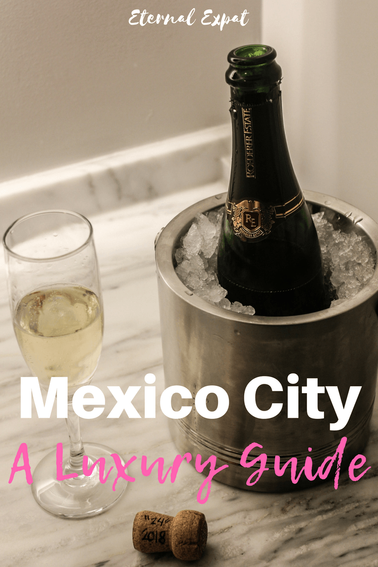 A luxury guide to Mexico City - the best boutique hotels in Mexico City, the best spas in Mexico City, where to go shopping in Mexico City, the top restaurants in Mexico City and the best bars in Mexico City to splurge on a trip!