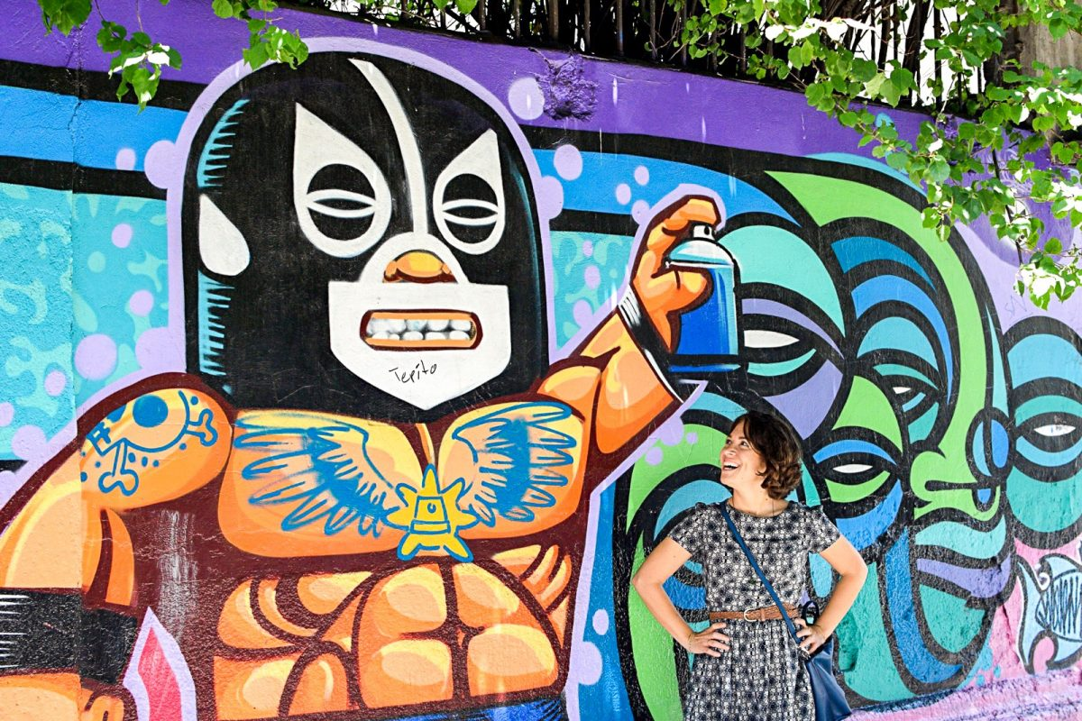 mexico city guidebook