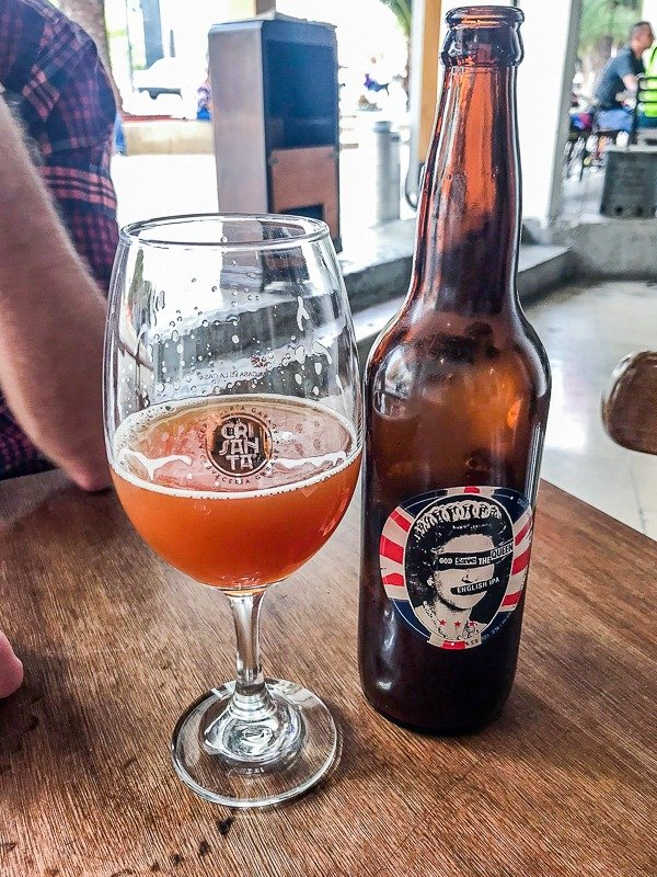 craft beer in mexico city