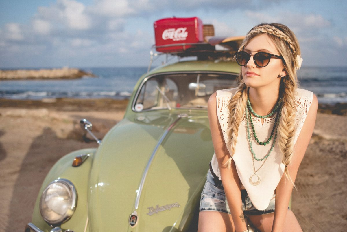 cute hairstyles for travel