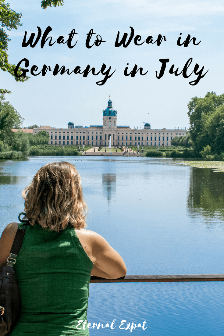 What to wear in Germany in July - wondering what to pack for a trip to germany in summer? This is what I wore in berlin in July and a few tips for staying cool! #berlin #fashion #packinglist #whattowear #germany #munich #traveltips