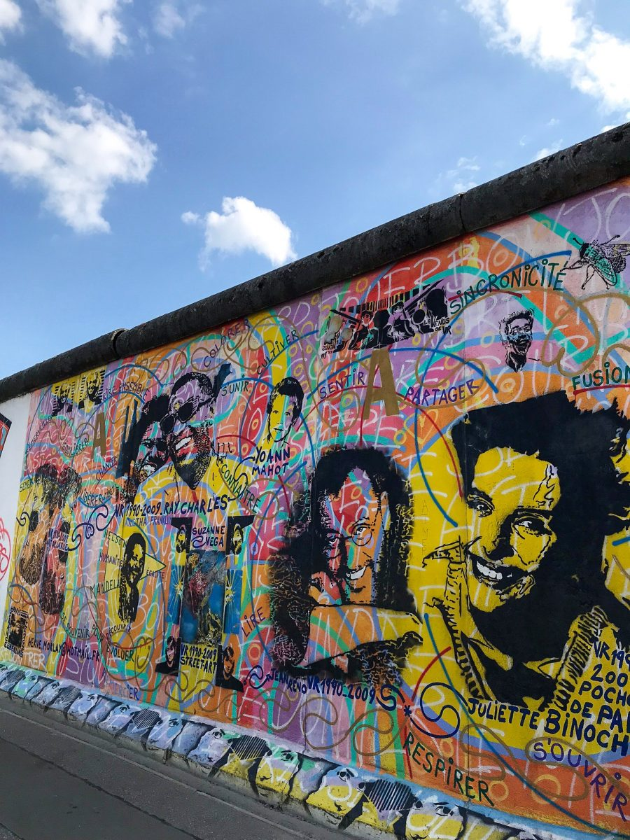 Berlin Wall Germany