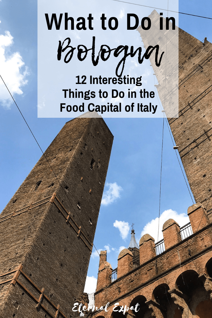The best things to do in Bologna - wondering what to do in Bologna? Check out this article on the 12 best things to do in Bologna, Italy!