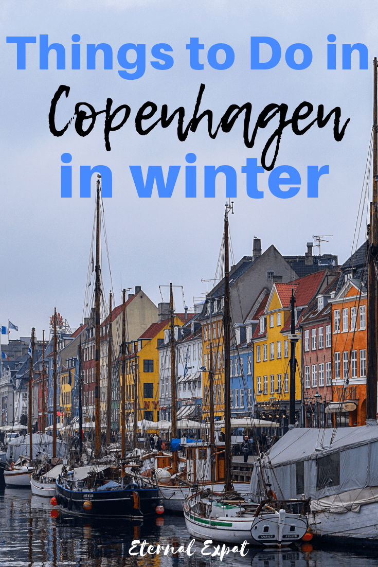things to do in copenhagen in winter, what to do to stay warm in denmark this winter, travel to copenhagen and enjoy some of these fun activities like tivoli gardens, the churhc of our saviour, smorrebrod, nyhavn and hotdogs!